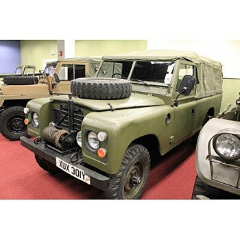 1983 Land Rover Series III for sale 101107254
