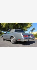 1985 Buick Riviera Coupe for sale 101107261