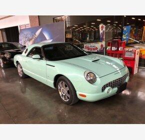 2004 Ford Thunderbird for sale 101107278