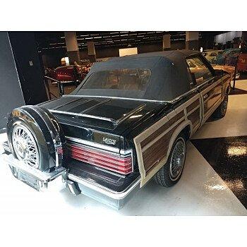 1985 Chrysler LeBaron Convertible for sale 101107282