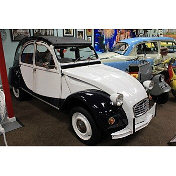 1975 Citroen 2CV for sale 101107293