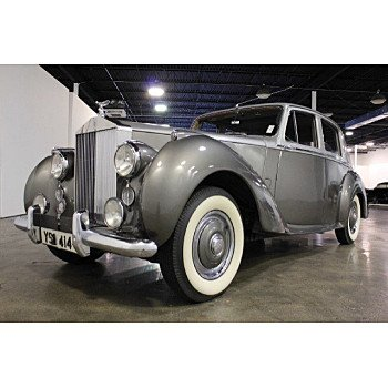 1953 Rolls-Royce Silver Dawn for sale 101107303