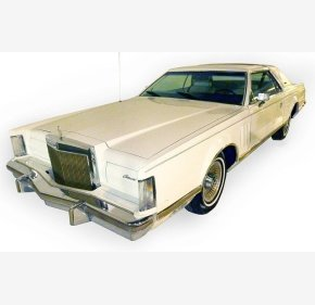 1979 Lincoln Mark V for sale 101107324
