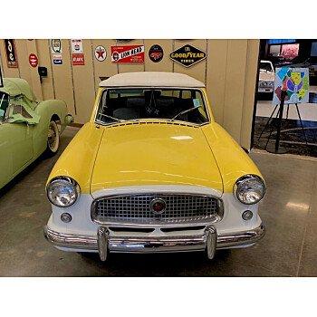 1959 Nash Metropolitan for sale 101107427