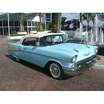 1957 Chevrolet Bel Air for sale 101107429