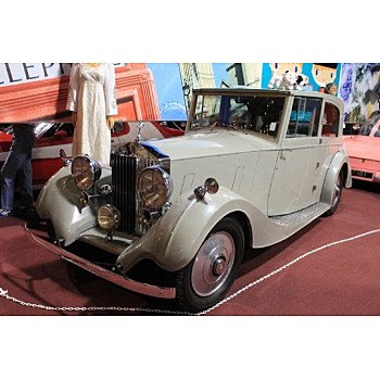 1937 Rolls-Royce Phantom for sale 101107439