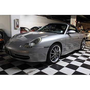 2001 Porsche 911 Cabriolet for sale 101107453
