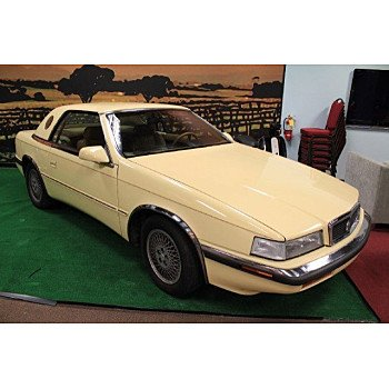 1989 Chrysler TC by Maserati for sale 101107468
