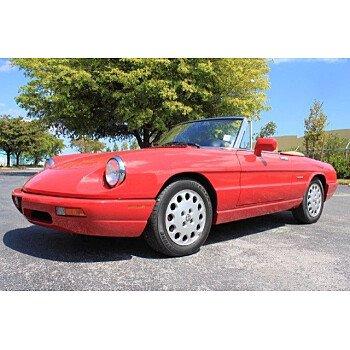 1991 Alfa Romeo Spider Veloce for sale 101107476