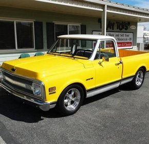 1970 Chevrolet C/K Truck for sale 101107739