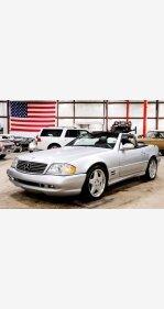 2001 Mercedes-Benz SL500 for sale 101107763