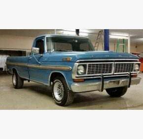 1970 Ford F100 for sale 101107996