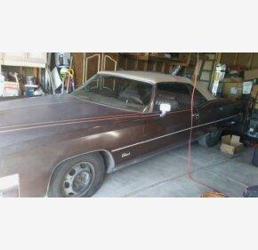 1973 Cadillac Eldorado for sale 101108045