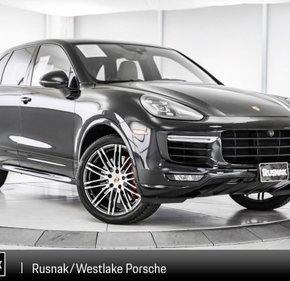 2016 Porsche Cayenne for sale 101108050