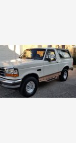 1995 Ford Bronco for sale 101108058
