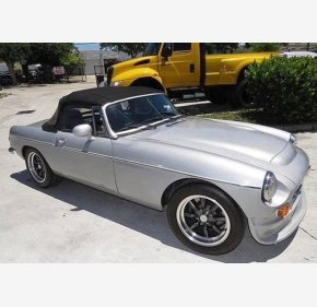1972 MG MGB for sale 101108064