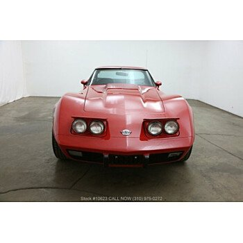 1978 Chevrolet Corvette for sale 101108084
