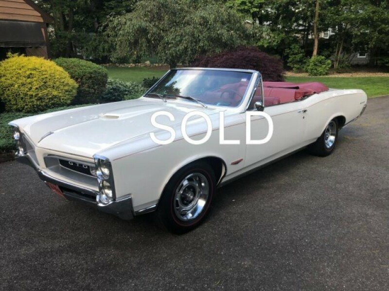 1966 Pontiac GTO Classics for Sale - Classics on Autotrader