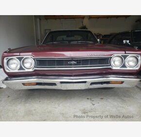1968 Plymouth GTX for sale 101108103