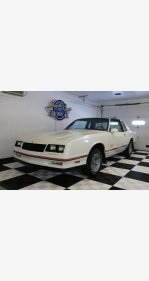 1987 Chevrolet Monte Carlo SS for sale 101108110