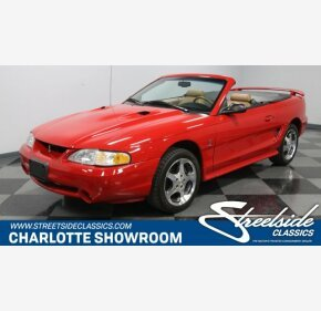 1997 Ford Mustang for sale 101108122
