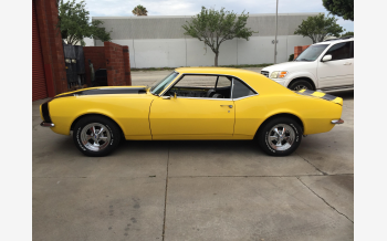 1968 Chevrolet Camaro Coupe for sale 101108167