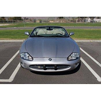 2000 Jaguar XK8 Convertible for sale 101108505