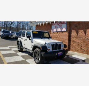 2010 Jeep Wrangler 4WD Unlimited Sport for sale 101108703
