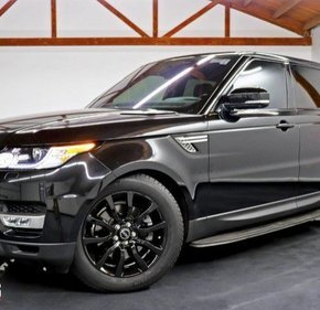 2016 Land Rover Range Rover Sport HSE for sale 101108738
