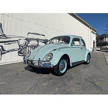 1961 Volkswagen Beetle for sale 101108748