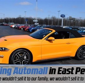 2018 Ford Mustang for sale 101108781