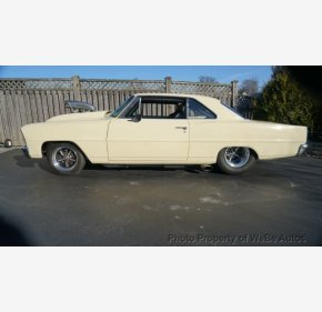 1966 Chevrolet Nova for sale 101108791