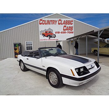 1985 Ford Mustang for sale 101108851