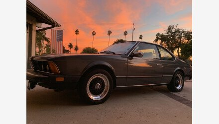 1983 BMW 633CSi Coupe for sale 101108858