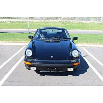 1981 Porsche 911 SC Coupe for sale 101109196