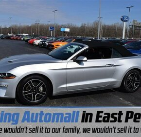 2018 Ford Mustang for sale 101109429
