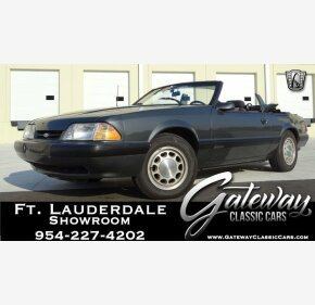 1988 Ford Mustang LX V8 Convertible for sale 101109443