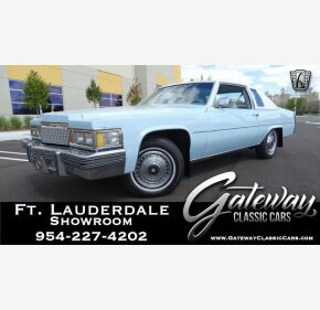 1979 Cadillac De Ville for sale 101109455
