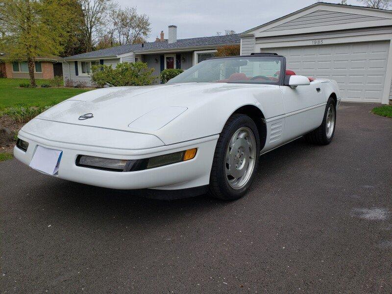 1994 Chevrolet Corvette Classics for Sale - Classics on