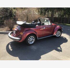 1979 Volkswagen Beetle Convertible for sale 101109482