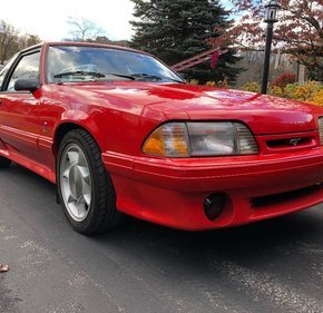 1993 Ford Mustang Cobra Hatchback for sale 101109502