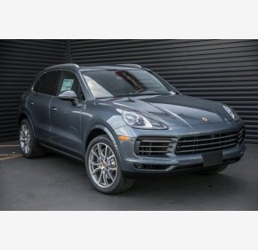 2019 Porsche Cayenne S for sale 101109631