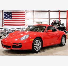 2008 Porsche Cayman for sale 101109656