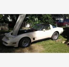 1981 Chevrolet Corvette for sale 101109845