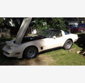 1981 Chevrolet Corvette for sale 101109845