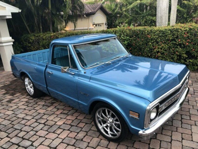 Chevy Trucks For Sale Near Me >> Classic Trucks For Sale Classics On Autotrader