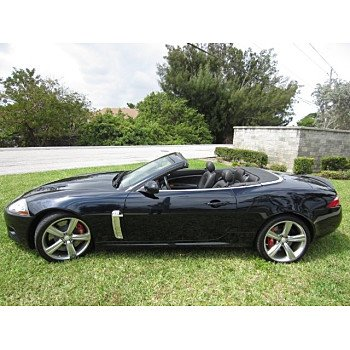 2008 Jaguar XK R Convertible for sale 101109913