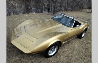 1973 Chevrolet Corvette Convertible for sale 101110066