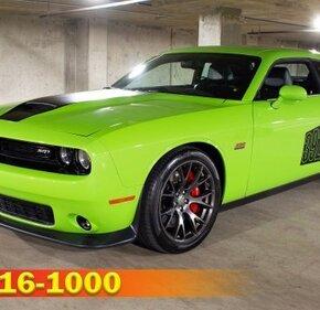 2015 Dodge Challenger SRT for sale 101110069