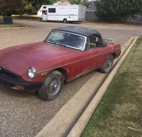 1978 MG MGB for sale 101110107